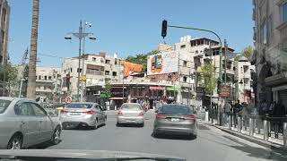 • Улицы Шапсугская и Кабардинская в Аммане. Street Shapsug and Kabardian in Amman