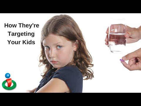 How Big Pharma Targets Your Kids!
