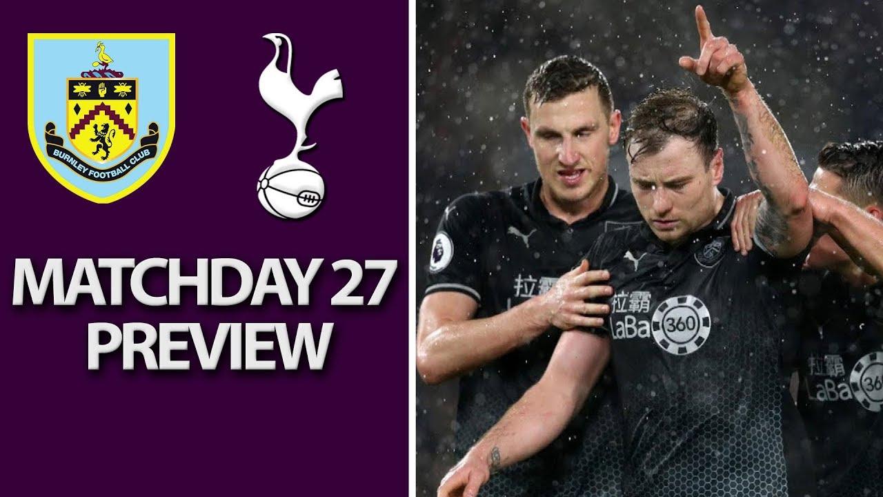 Burnley v. Tottenham | PREMIER LEAGUE MATCH PREVIEW | 02/22/2019 | NBC Sports