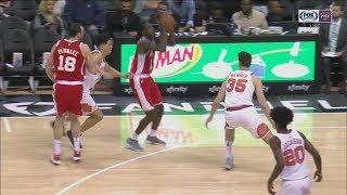 Taurean Prince Drains Game Winning Three To Defeat The Suns! Suns vs Hawks!