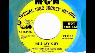 Jackie Burns and The Bo Bells - HE