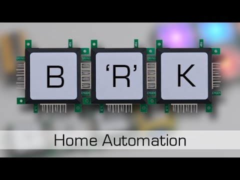 home automation bewegungsmelder brick 39 r 39 knowledge youtube. Black Bedroom Furniture Sets. Home Design Ideas