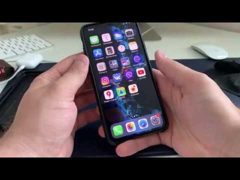 iPhone XS Max сильно нагревается и падает яркость экрана