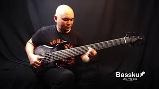 This Sire M7 6 Strings Bass sounds like a beast!