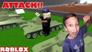 ROBLOX ATTACKING THE GREATER DOGELAND REALM - COLLIN'S ARMY - ROBLOX ROLEPLAY | COLLINTV GAMING