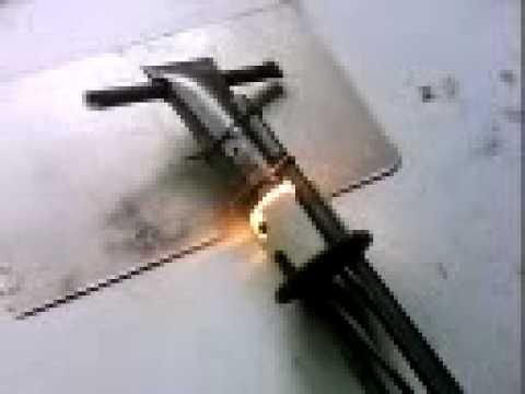 Soldador de esta o casero y barato home soldering tin and - Soldador de estano ...