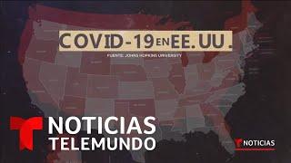 Los muertos debido al COVID-19 en Estados Unidos ya superan los 50,000 | Noticias Telemundo