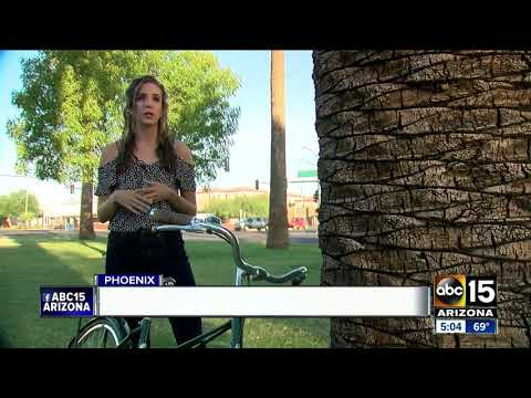 City of Phoenix hosting 'Shifting Gears' public forum on bike plan