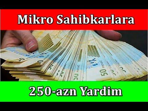 E Taxes Gov Az Dan Mikro Sahibkarlara 250 Azn Yardim Uzrə Muraciəti Necə Etmək Olar Tam Izahat Youtube