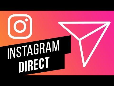 Как пользоваться Instagram Direct? Отправляем сообщения, фото, аудио, видео и публикации в Инстаграм