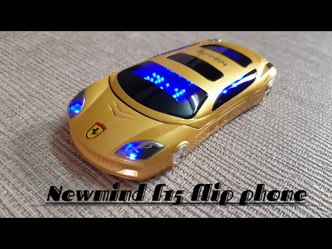 Newmind F15 Flip Phone