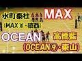 【2019ジュニアオールスター】MAX水町泰杜 vs OCEAN荒尾怜音・鎮西対決!第1セット(volleyball)