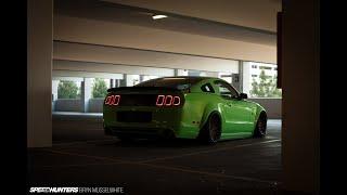 Мегазаводы: Ford Mustang