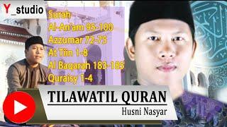 MP3 Tilawatil Qur'an bersama M Husni Nasyar