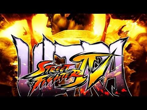 Ultra Street Fighter IV - PS3 Gameplay
