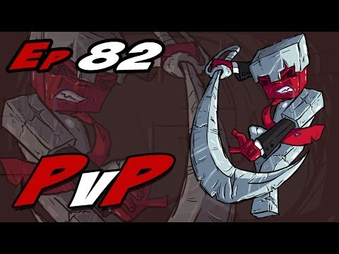 Minecraft PvP Series: Episode 82 - Piston Magic