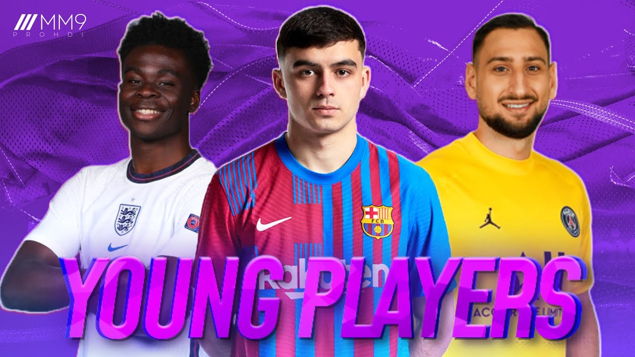 Top 10 Young Players 2021 | The Future of Football