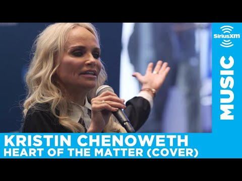 "Kristin Chenoweth ""Heart of the Matter"" Live @ SiriusXM // On Broadway"