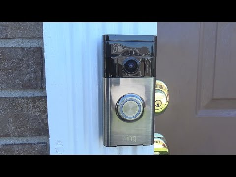 Ring Video Doorbell Review!