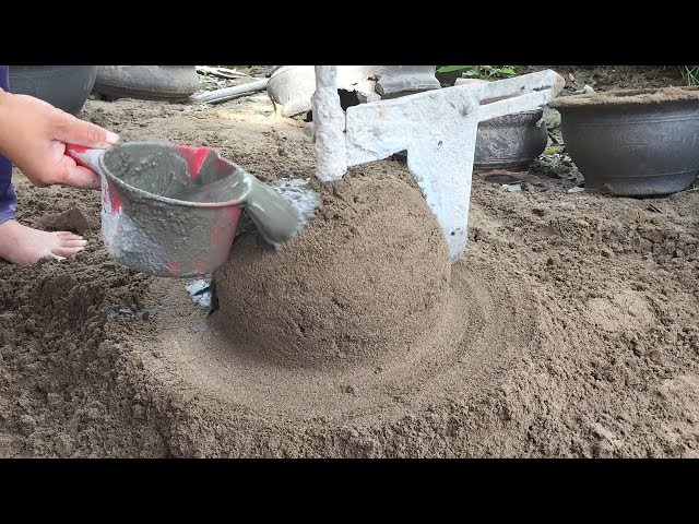 creating wood ash cement - 640×480