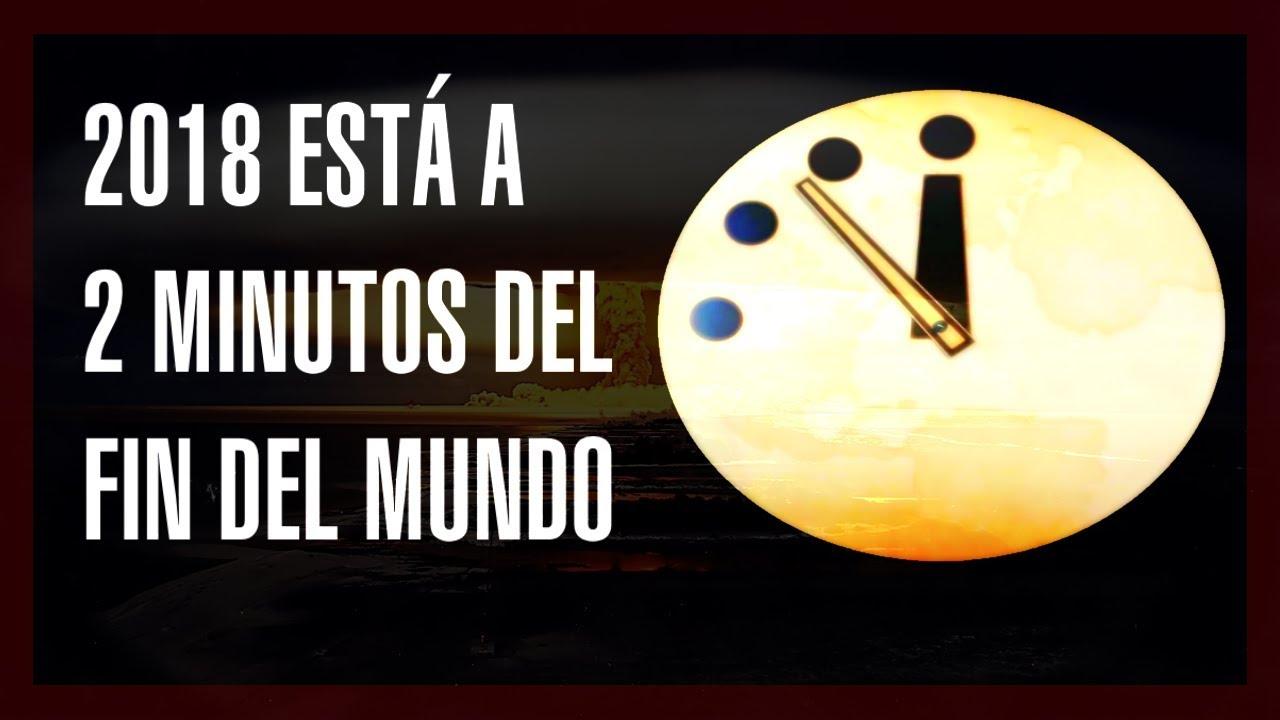 Apocalipsis El Reloj Ciencia Del Noticias zGMqUSVp