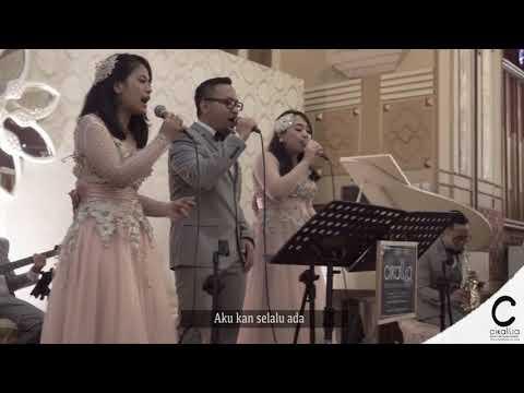 JAZ TEMAN BAHAGIA (COVER) - CIKALLIA MUSIC