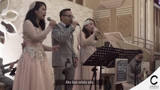 Download Lagu JAZ TEMAN BAHAGIA (COVER) - CIKALLIA MUSIC Mp3