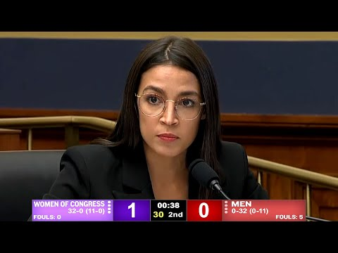 Women of Congress Dunking Highlights | Full Frontal on TBS