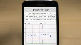 Galaxy S5 Diag Mode - Diagnostic Menu *#0*#