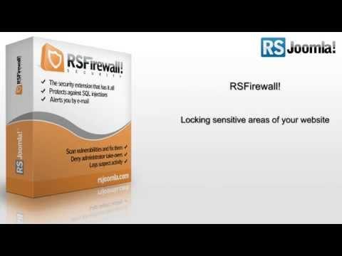 RSFirewall! System Lockdown