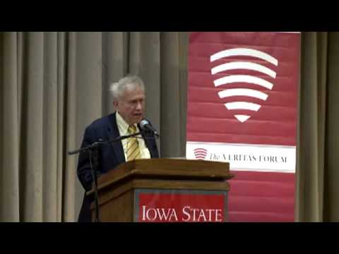 The Real Jesus: Paul Maier presents new evidence from history and archeology at Iowa State