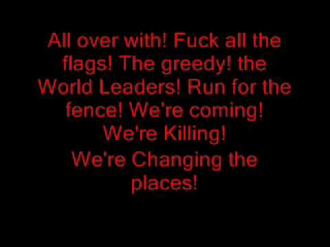 Mudvayne-The End of All Things To come (lyrics)