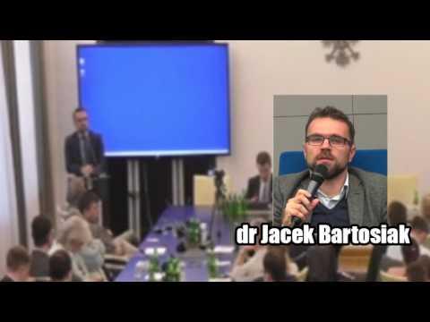"""Jacek Bartosiak """"CO SIĘ ZMIENIA W OTOCZENIU GEOPOLITYCZNYM POLSKI"""""""