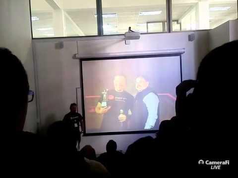 Seguridad informática chile en vivo charla 3