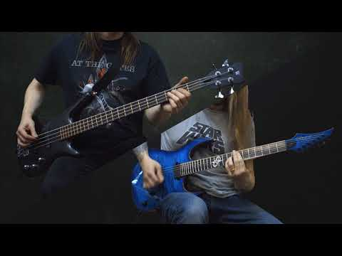 THE HAUNTED - The Fall (Guitar and Bass Playthrough)