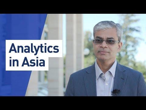 Analytics in Asia