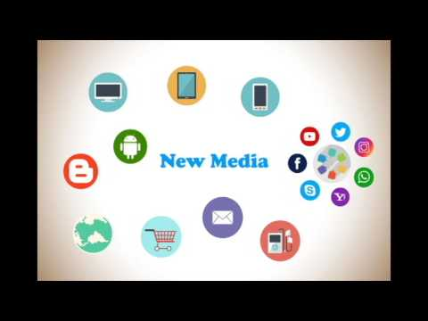Type of Media (Interactive Media)