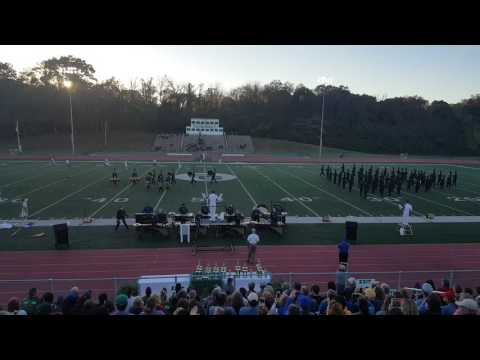 Francis Howell high school marching vikings band 2016 St Genevieve