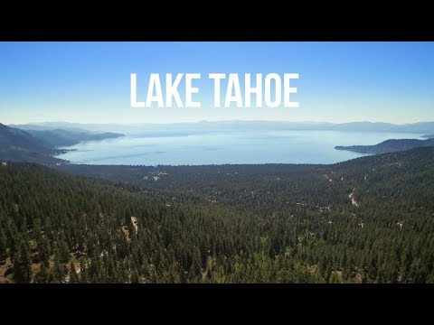 GoPro Hero 5 - Summer at Lake Tahoe! - 4K