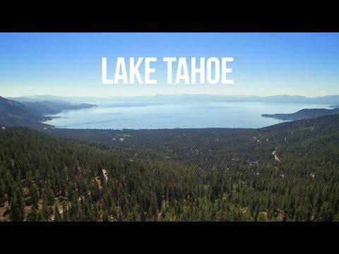 Summer At Lake Tahoe! - 4K
