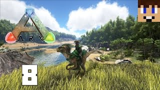All for Nothing! ARK: Survival Evolved EP08! Ft. Wade, Pat and Gar!