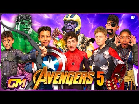 """Avengers 5 - """"The Return Of Thanos"""" 