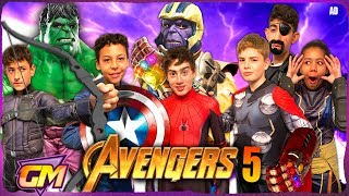 "Avengers 5 - ""The Return Of Thanos"" 