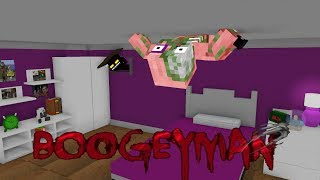 Monster School : BOOGEYMAN 2 CHALLENGE - Minecraft Animation