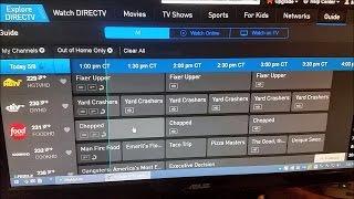 Using Chromecast 2 for DirecTV Online Streaming (PC / Mac)
