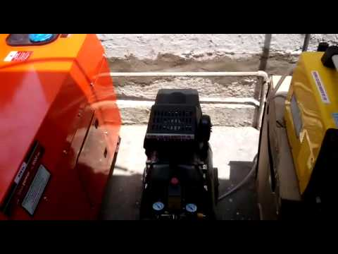 GASTECH  8 5 KVA RATING SILENT PORTABLE GENERATOR SET