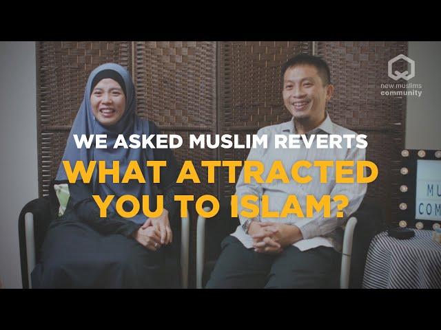 We Asked Muslim Reverts: