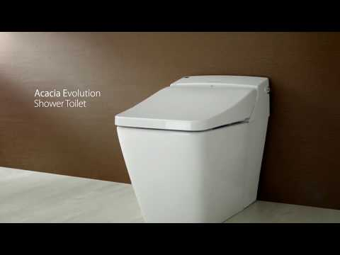 American Standard Acacia Evolution Shower Toilet