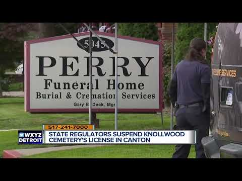 All Services Suspended At Canton Cemetery After More Than 300 Fetuses, Infant Remains Found
