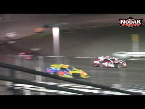 Nodak Speedway IMCA Modified A-Main (8/19/18)
